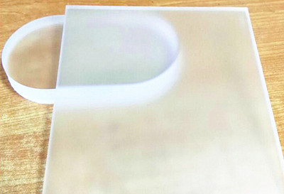 磨砂板  Frosted glass plate